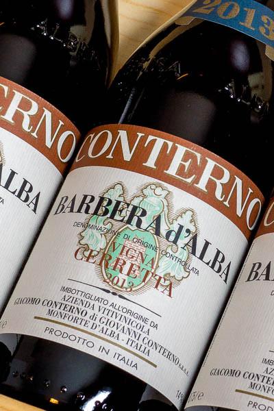 Giacomo Conterno Barbera d'Alba Vigna Cerretta on dalluva.com