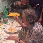 Rome police dish up spaghetti for a lonely couple