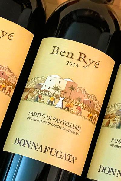 Donnafugata Ben Rye 2014 on dalluva.com